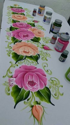 Resultado de imagen para Pintura #pinturasobretela