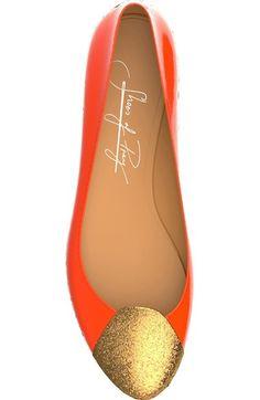 Shoes of Prey Loafer Ballet Flat
