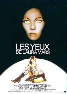 the eyes of laura mars - french poster
