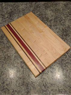 Modern Cutting Boards, Diy Cutting Board, Butcher Block Cutting Board, Bamboo Cutting Board, Woodworking Videos, Fine Woodworking, Woodworking Projects, Wood Projects, Wooden Chopping Boards