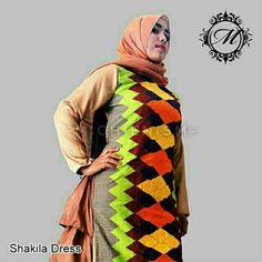 Saya menjual SHAKILA DRESS seharga Rp425.000. Dapatkan produk ini hanya di Shopee! {{product_link}} #ShopeeID