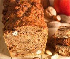Rezept Apfel-Nuss-Brot von Thermomix Rezeptentwicklung - Rezept der Kategorie Brot & Brötchen