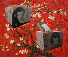 Caja Geisha Geisha, Playing Cards, Geek Crafts, Drawers, Snare Drum, Hand Made, Playing Card Games, Geishas, Game Cards