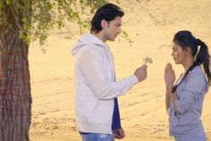 Shivpuri) organise romantic date for Diya and Ratan (Rohit Suchanti