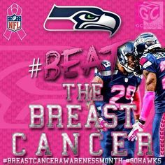 Hawks beat The Breast Cancer