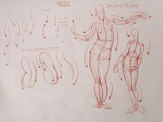proportions mapping with jelly-bean torso time.