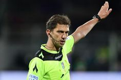 Serie A gli arbitri della 26 giornata: sarà Paolo Tagliavento a dirigere Inter-Roma