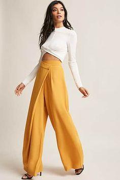 e9c1b673ebbc 20 Best Pants images | Woman fashion, Palazzo pants, Fashion women