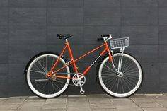 Upcycled bike: Koga Mixte by WIT Industries