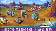 Mystery Word Town - Sight Word Spelling by Artgig Studio ($2.99) Use your spelling skills to find the gold and capture the outlaws in Mystery Word Town. Play with the supplied word lists, or record your own words. Designed to support classroom learning, Mystery Word Town provides a unique and engaging way to practice spelling for kids ages 6 and up.