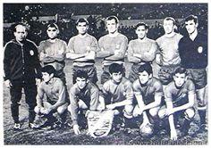 EQUIPOS DE FÚTBOL: SELECCIÓN DE ESPAÑA SUB 23 contra Portugal 13/12/1967
