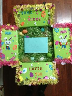 Diy easter care package idea great for missionaries dailylds lds easter care package missionary giftsmissionary packagesteacher giftsdeployment negle Images
