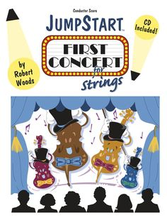 JumpStart First Concert for Strings - Score with CD