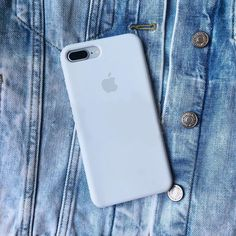 iPhone Silicone Case (Sky Blue) - iPhone 6 / 6S