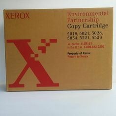 Genuine Xerox 113r161 113r00161 Toner Cartridge Black 5328 5018