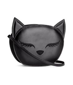 Black Cat Shoulder Bag 84