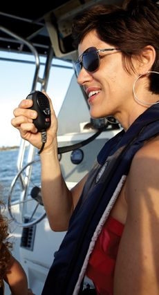 Sea Tow's Automated Radio Check System Boosts Boating Safety via @Sport Fishing magazine
