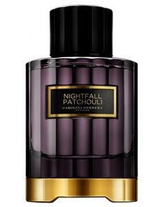 Nightfall Patchouli by Carolina Herrera: benzoin resin, cinnamon and Indonesian patchouli leaves.