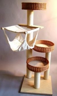 creative DIY cat house ideas for indoor & outdoor for all cat lovers Cat Tree House, Cat House Diy, Indoor Outdoor, Cat Gym, Diy Cat Tree, Cat Hacks, Cat Towers, Cat Playground, Cat Scratching Post