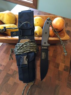 ESEE 6 My Wife got for me as gift!!!