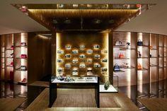 Fendi - Flagship Store - Paris #loja #store #fendi #luxo #retail #varejo #design