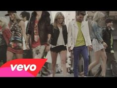 NEW SINGLE HUNG UP AVAILABLE Music video by Hot Chelle Rae performing Hung Up....