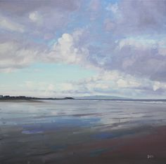 Oil Paintings  Landscapes & Seascapes  Contemporary Art  Ayrshire Scotland  Diary  News  John Bell Ocean Art, Ocean Waves, Landscape Art, Landscape Paintings, Water Art, Seascape Paintings, Beach Scenes, Henri Matisse, Exterior Paint