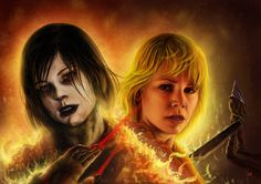 Silent Hill Revelation by Lun-art on DeviantArt