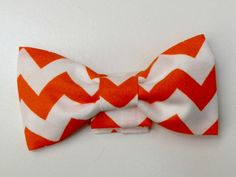 Dog Bow Tie or Cat Bow Tie / Necktie in TN Vols by AllAboutMadison, $4.00