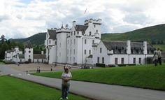Me at Blair Castle