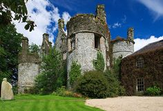 Castles of Munster: Killenure, Tipperary by Mike Searle - near to Garrane, Black Bridge and  Faheen Cross Roads, Tipperary, Ireland