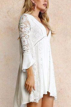 Fantastic boho dresses are offered on our internet site. Boho Wedding Dress, Boho Dress, Lace Dress, Bohemian Dresses, Plus Size Wedding Dress Short, Shower Dress For Bride, Casual Dresses, Summer Dresses, Mini Dresses