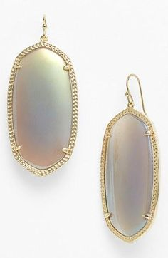 Love this iridescent agate stone!