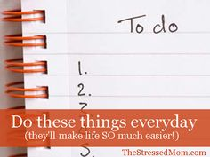 Things to make life better and easier