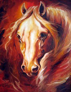 """Spirit Storm"" par Marcia Baldwin"