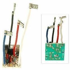 kitchenaid mixer phase control board 9706595 by kitchenaid