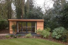 View the details and specification of the Crusoe Garden Rooms Crusoe Classic Garden building. Contact us to design your ideal Crusoe Classic today Diy Cabin, Classic Garden, Granny Flat, Garden Office, Garden Buildings, Wooden Garden, Love Design, Home Projects, House Styles