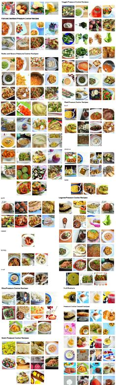 What will you pressure cook today?  Huge visual recipe archive - you're bound to find inspiration, here!!