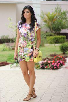 look do dia doce vida conjuntinho florido fashion moda estilo borboletas na carteira-3