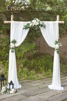$108.99 · This is a large arrangement piece design for your wedding ceremony backdrop, wedding aisle archway decoration, sweetheart table flower decor, bride's and groom's chair back decor. #diyhomedecor #rusticideas