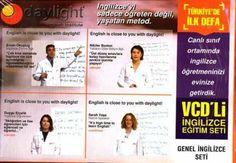 Daylight İngilizce Görsel Eğitim Seti 80 CD