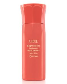 Hairstyle Trend New Oribe Bright Blonde Radiance Repair Treatment, Travel Shampoo, Conditioner for Beautiful Color Healthy Blonde Hair, Bright Blonde, Damaged Hair Repair, Split Ends, Damp Hair Styles, Down Hairstyles, Hair Trends, Hair And Nails, Hair Care