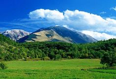 The Maiella National Park is a national park located in the provinces of Chieti, Pescara and L'Aquila, in the region Abruzzo, Italy.
