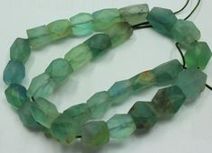 500 CTS-1 STRAND FLUORITE BEADS 16 INCH + CLASP