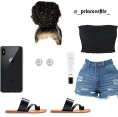 Baddie Outfits For School, Swag Outfits For Girls, Boujee Outfits, Casual School Outfits, Cute Comfy Outfits, Teenage Girl Outfits, Teen Fashion Outfits, Cute Casual Outfits, Dope Outfits