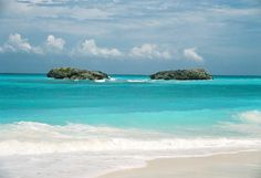 The exumas are the most perfect sand beaches in the whole world.