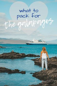 Going to travel off the coast of Ecuador and enjoy some time in the Galapagos? Lucky you! Here is exactly what we packed on our epic trip in this amazing wildlife sanctuary. Vacation Destinations, Vacation Trips, Vacations, Best Travel Sites, Road Trip Planner, Equador, Packing List For Travel, Beautiful Places To Travel, Travel Guides