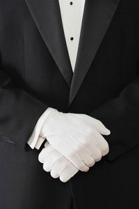 White Glove Service is Available through Toth Event Staffing ( http://www.facebook.com/totheventstaffing )