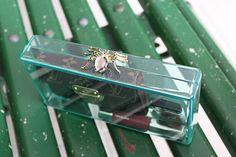 clutch acrilico transparente aranha grandini store - Juliana e a Moda | Dicas de moda e beleza por Juliana Ali