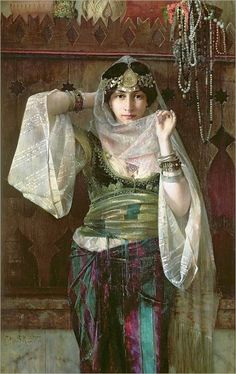 History <b>History.</b> Ferdinand Max Bredt The Queen Of The Harem Oil Painting . William Clark, William Turner, Ferdinand, Oriental, Take The High Road, Academic Art, Portraits, Old Master, Poster Prints